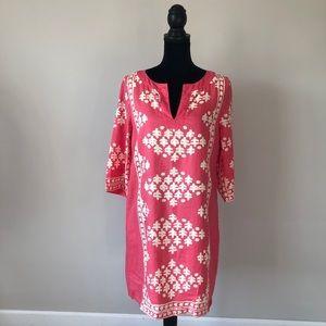 J. Crew Java Tunic linen shift dress (12)